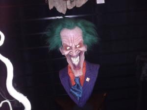 Cool Joker mask.